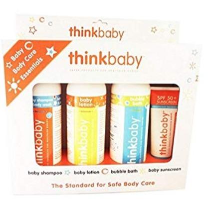 Thinkbaby 儿童夏季防晒套装 29.99加元,原价 49.95加元