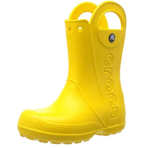 Crocs Handle It 耳朵雨鞋  26.99加元(码全),原价 39.99加元