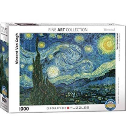 精选 Eurographics 1000片益智拼图 14.96加元起,原价 19.95-25.49加元