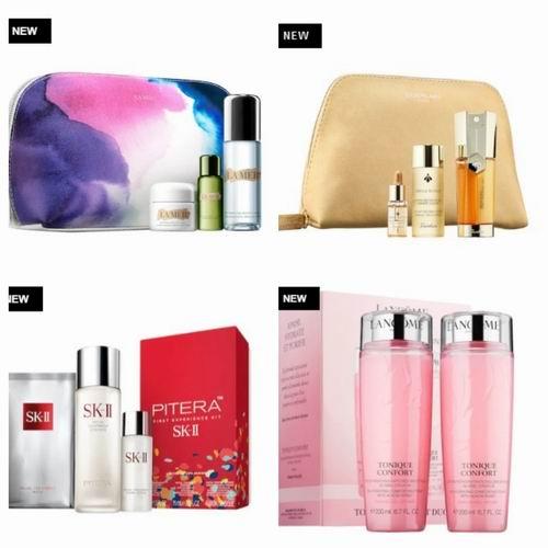 Sephora精选大牌护肤品、美妆、香水超值装 8折优惠!兰蔻粉水400毫升仅售48.8加元!内有单品汇总!