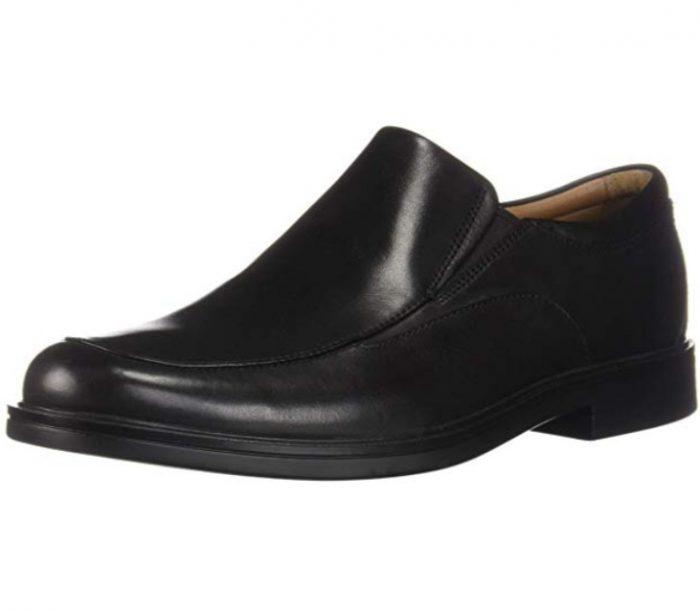 Clarks Un Aldric 男士乐福鞋 64.22加元(8码),原价 160加元,包邮