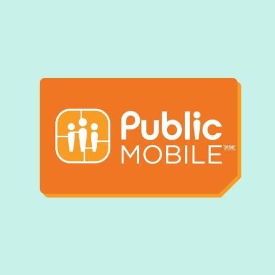 Public Mobile 新用户特惠,前6月每月立降10加元!