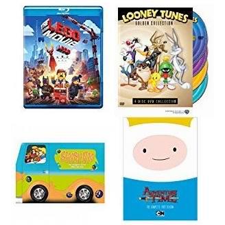 金盒头条:精选多款卡通儿童电影及动画片5.99加元起特卖!会员专享!