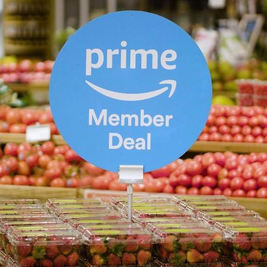 Prime会员福利!全食超市(Whole Foods)店内消费满10加元,送10加元Amazon电子礼品卡!凭券指定商品享7折优惠,内附活动详情!