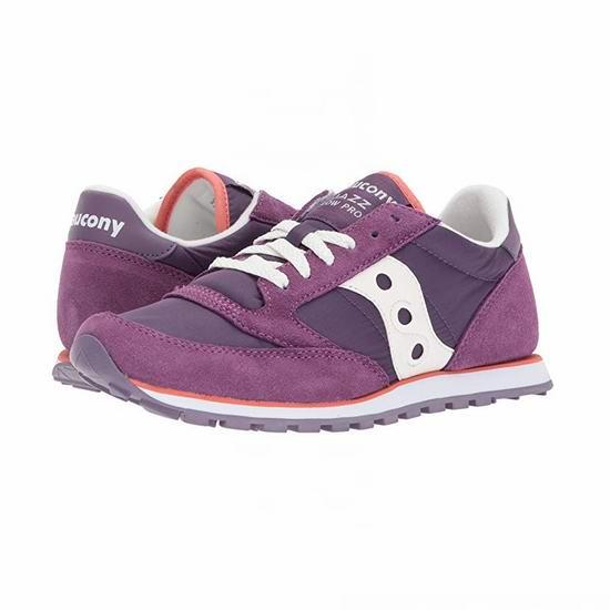 白菜价!Saucony 索康尼 Originals Jazz 女式运动鞋(6.5码)2.9折 26.24加元!