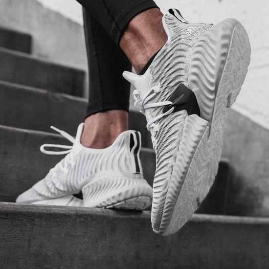 白菜价!adidas Alphabounce Instinct Clima 男女 时尚运动鞋2.2折 36加元包邮!