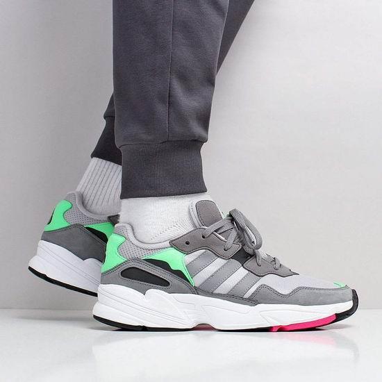 白菜价!鹿晗同款 adidas Originals Yung-96 经典款 成人儿童 复古老爹鞋2.2折 31.5加元起包邮!码齐!