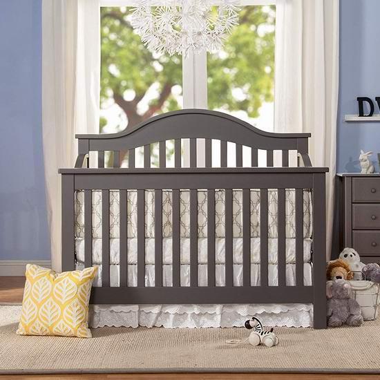DaVinci Jayden 四合一多功能成长型婴儿床4.7折 245.48加元包邮!