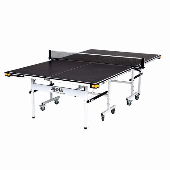 精选 JOOLA 德国优拉 折叠式乒乓球桌、球拍套装、桌上足球等特价销售+额外8折!会员专享!