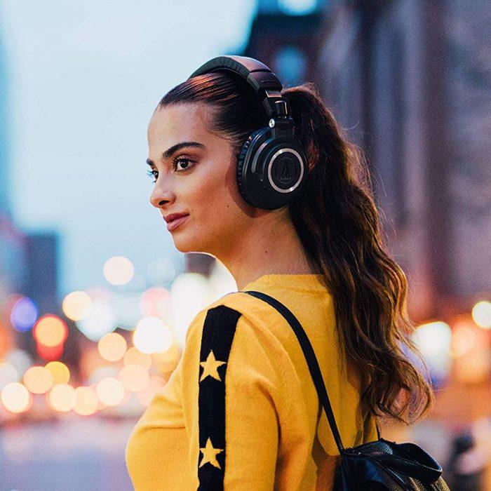 历史新低!Audio-Technica 铁三角 ATH-M50xBT 蓝牙无线 头戴式专业耳机 179.99加元包邮!