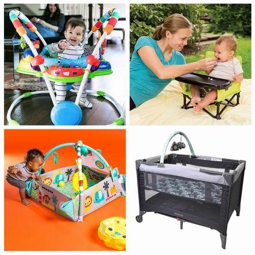 精选 Summer Infant、Baby Einstein 、Cosco 等婴儿用品 5.7折 29.87加元起优惠!