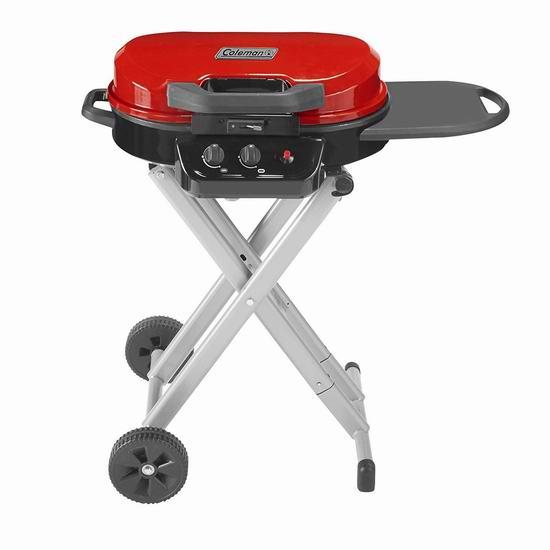 精选2款 Coleman 科勒曼 RoadTrip 便携式烧烤炉 174.99-203加元包邮!会员专享!