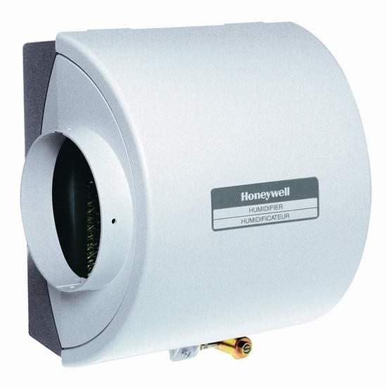 逆季清仓!历史新低!Honeywell HE280C2010/U 全屋空调/暖气系统 高容量旁路加湿器4折 80加元清仓并包邮!