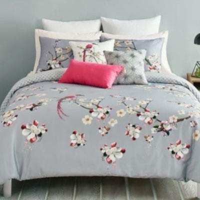 今日闪购:英国 Ted Baker 中式传统风 精美印花 纯棉被套3件套、靠枕等全部5折+额外满省20加元,或额外8.5折!