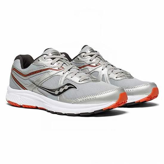 Bug速抢!Saucony Grid Cohesion 11 男式运动鞋2.1折 20.49加元包邮!会员专享!