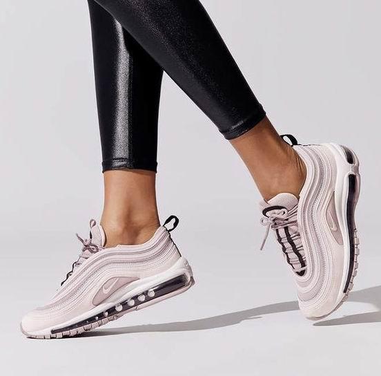 Nike Air Max 97女士紫粉色气垫鞋 118.79加元(215加元)+满150加元立减20加元+包邮!