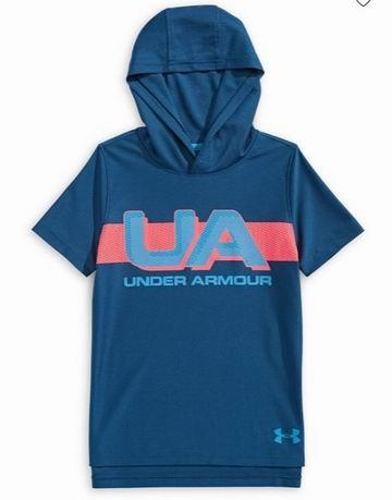 精选Under Armour专业运动装备 成人儿童服饰、凉拖 5折起+额外8折!内有单品推荐!