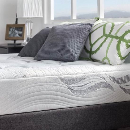 Zinus 10英寸豪华超软绿茶记忆海绵Queen床垫 290.7加元包邮!