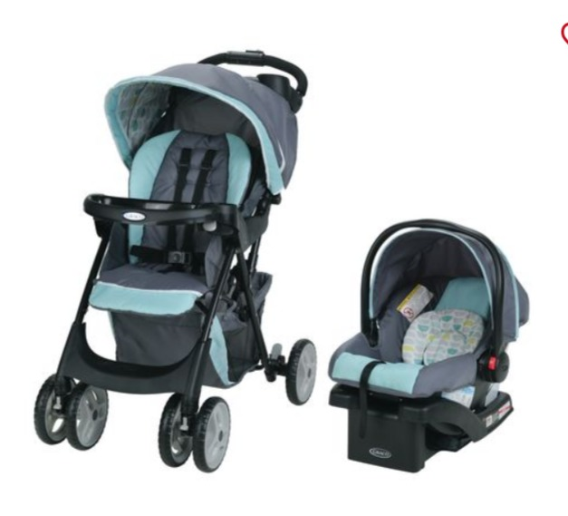 Graco Comfy 四轮婴儿推车 + 车载提篮 199.97加元,原价 259.97加元,包邮