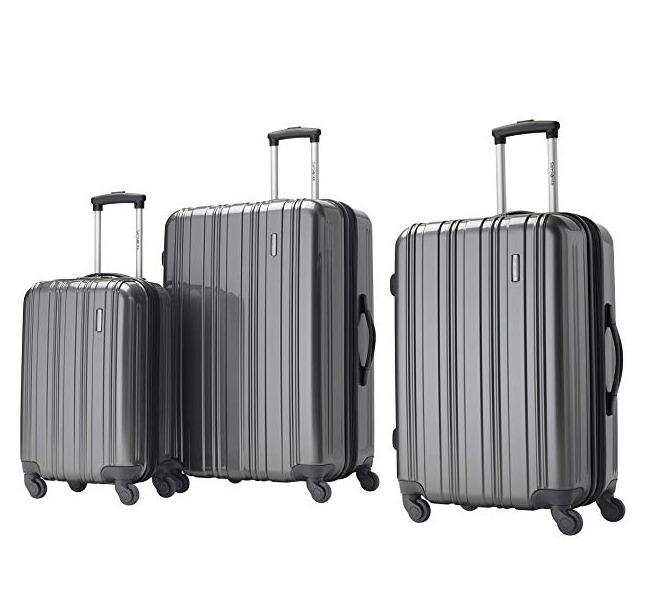 Samsonite Phoenix 1 19/23/27英寸拉杆行李箱3件套 234.71加元,原价 335加元,包邮