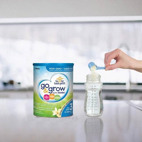 Similac Go & Grow 3段婴儿奶粉 18.03加元,原价 25.96加元