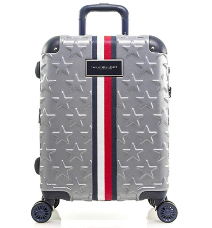 Tommy Hilfiger Starlight 21英寸行李箱 71.86加元,原价 151.1加元,包邮