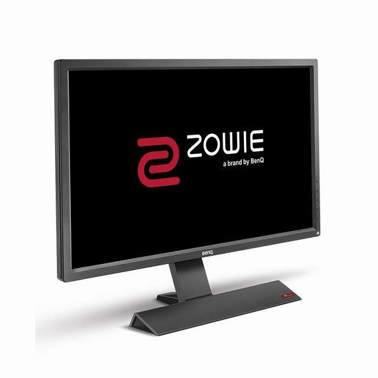 历史新低!BenQ 明基 RL2755 ZOWIE 卓威 27英寸 全高清护眼 电竞显示器 219.99加元包邮!