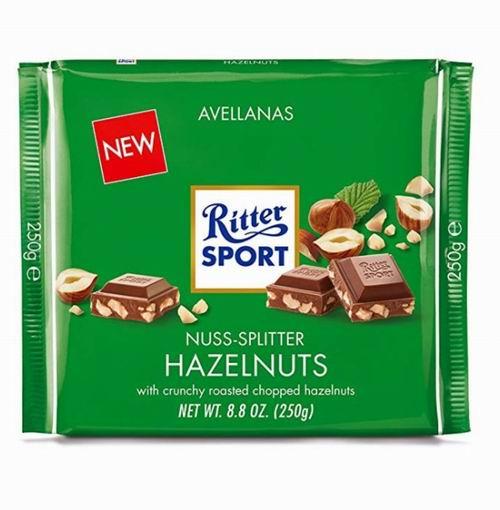 Ritter Sport 牛奶坚果巧克力100克  2.97加元,原价 5.14加元