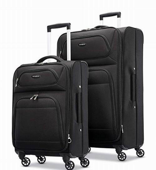 历史最低价!Samsonite Transyt SS 20/28英寸拉杆行李箱 149.99加元,原价 559.99加元,包邮