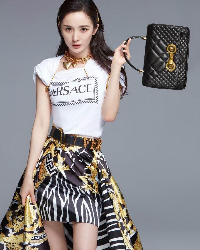 Versace 19新款美包、美衣、饰品火热销售,入带货女王杨幂同款!