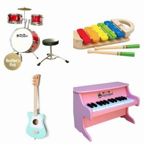 精选 Hape、Schoenhut、Loog、Skip Hop等儿童乐器 5.1折 9.5加元起特卖!