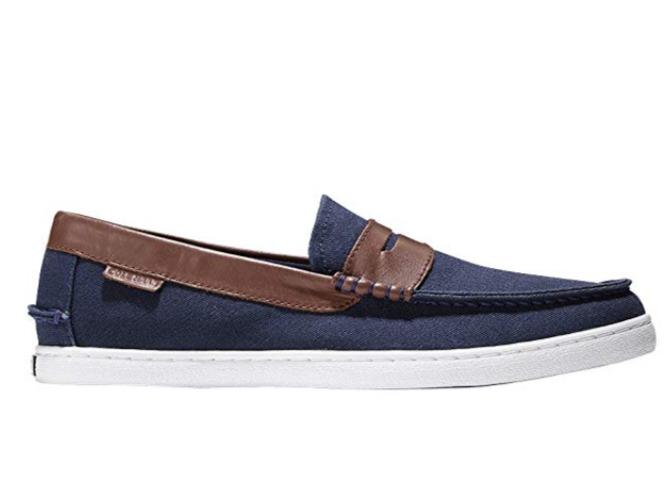Cole Haan Nantucket男士乐福鞋 35.36加元起,原价 75.08加元,包邮