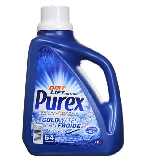 Purex Coldwater 洗衣液2.95升 5.99加元,原价 8.99加元