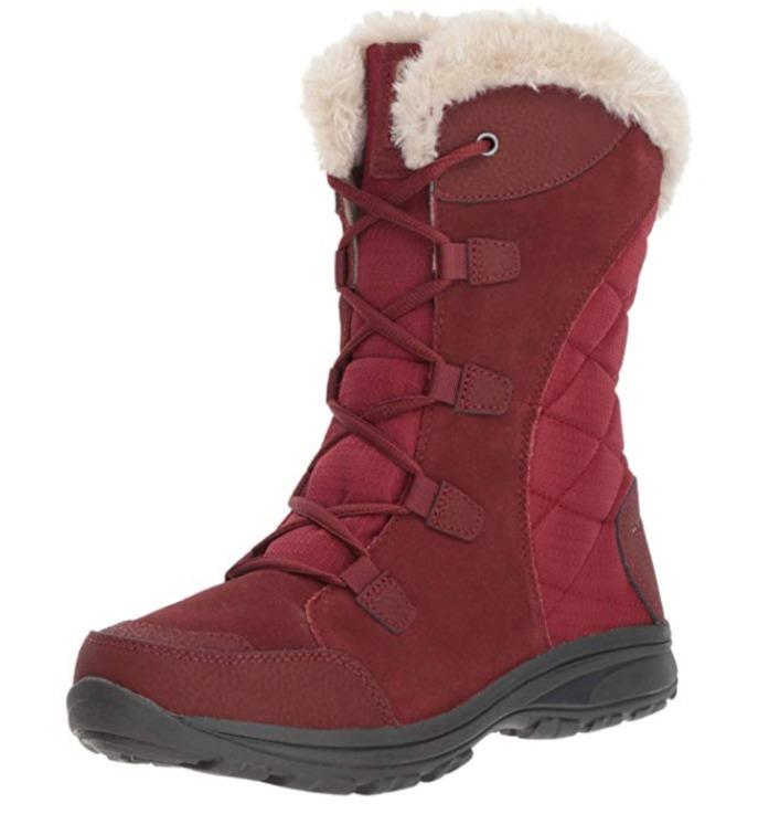Columbia 哥伦比亚 Ice Maiden II女士雪地靴 58.83加元(6.5码),原价 130加元,包邮