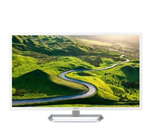 Acer 32英寸可调节显示器  199.99加元,原价 299.99加元,包邮