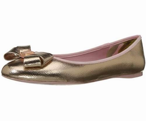 Ted Baker Immet 女士芭蕾舞鞋 61.92加元(6.5码),原价 152.95加元,包邮