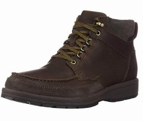 Hush Puppies Beauceron 男士短靴 54.6加元(8.5码),原价 179.05加元,包邮