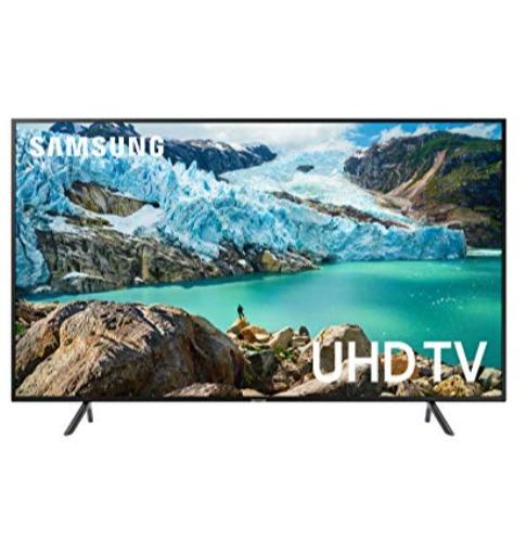 历史新低!Samsung 三星 55英寸 RU7100 4K智能电视2019版 648加元包邮!