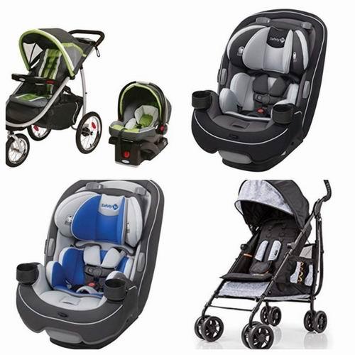 好价速收!精选 Graco、Safety 1st 、Joovy、Chicco、Britax 等婴儿品牌推车、安全座椅4.7折起!
