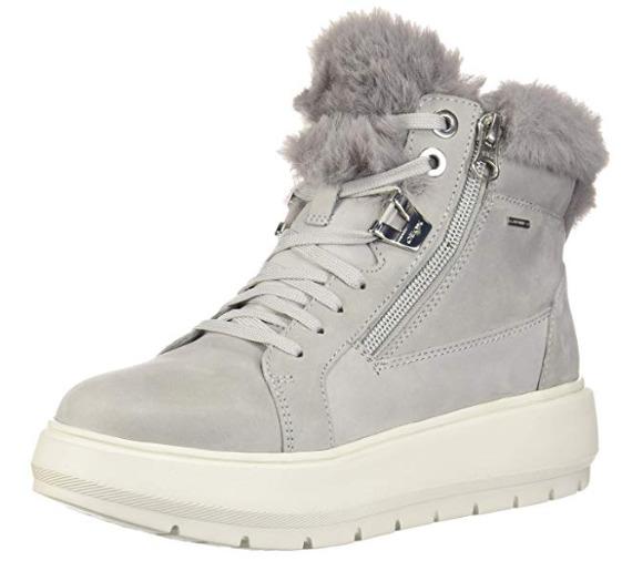 Geox Kaula B女士防水雪地靴 52.9加元(9码),原价 233.04加元,包邮