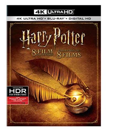 精选 8款 Harry Potter哈利波特系列电影套装 4.9折起优惠!