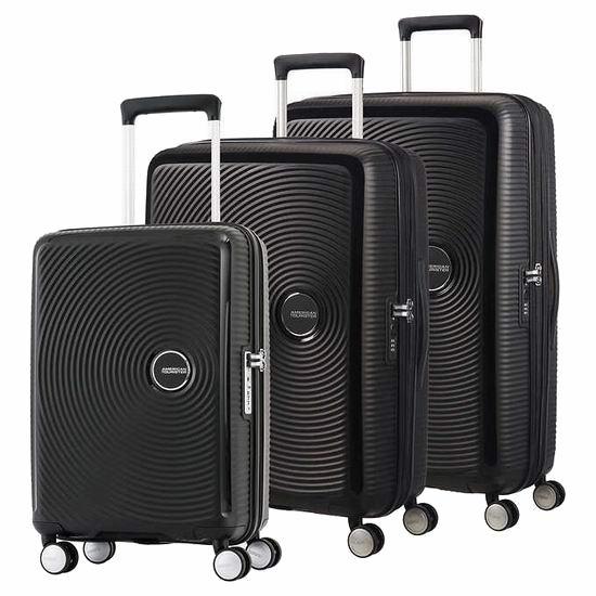 今日闪购:精选多款 Samsonite、Swiss Wenger、Bugatti 等品牌拉杆行李箱全部2.5-3折!内附单品推荐!