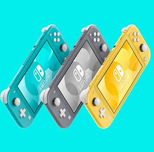 预售:Nintendo Switch™ Lite 手持游戏机 259.96加元,3色可选!