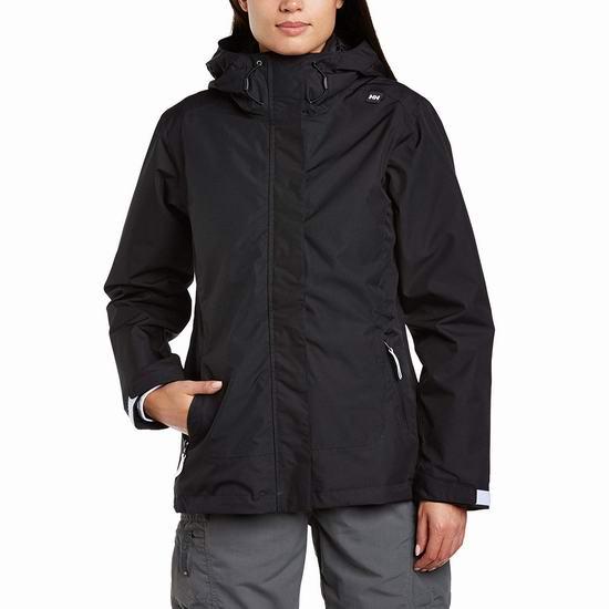 Helly Hansen Squamish 女式三合一夹克/冲锋衣(S码)3.3折 95.25加元包邮!