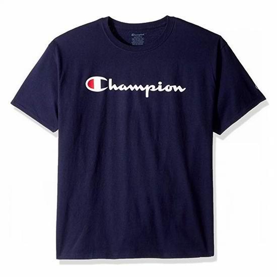 Champion Classic Jersey 男士经典短袖T恤 15.22加元起!多色可选!