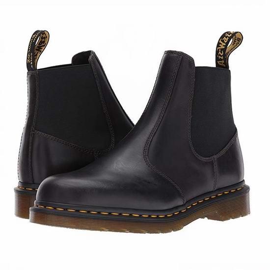 白菜价!Dr. Martens Hardy 男式马丁靴(9码)3.2折 59.9加元包邮!
