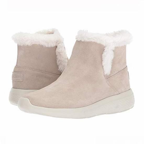 Skechers 斯凯奇 On-The-go 女式雪地靴(8.5码/9码)25.22-30.1加元清仓!