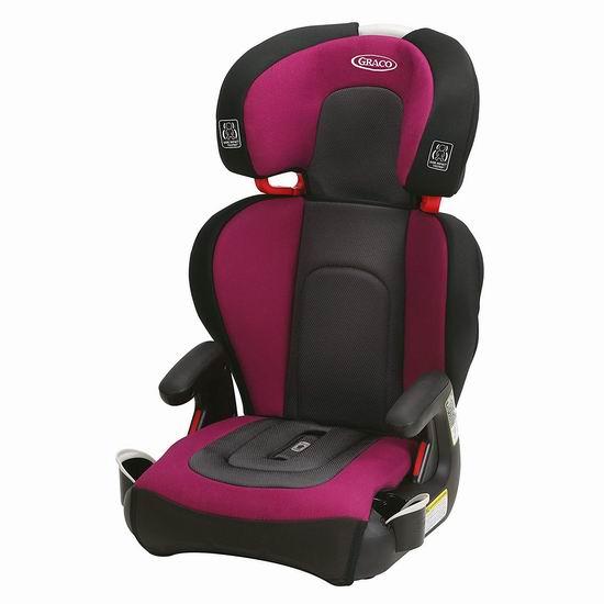 历史新低!Graco TurboBooster TakeAlong 儿童汽车安全座椅5折 89.97加元包邮!两色可选!