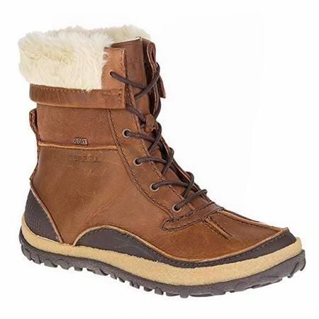 白菜价!Merrell Tremblant Mid Polar 女式雪地靴(5码/35码)1.9折 48.82加元包邮!