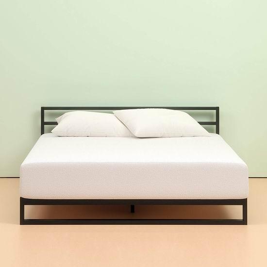 销量冠军!Zinus 8英寸 绿茶记忆海绵Queen床垫6.5折 240.97加元包邮!King床垫 277.36加元包邮!